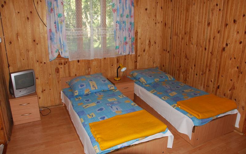 Domek łóżka